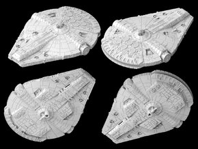 "YT-1300 ""Star Hawk"" (1/270) in White Natural Versatile Plastic"
