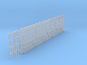 1:350 TRENCH-SYSTEM in Smooth Fine Detail Plastic