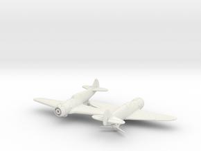 1/200 Lavochkin La-5 (WSF) in White Natural Versatile Plastic