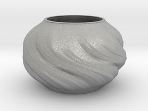 Vase D0203 in Aluminum