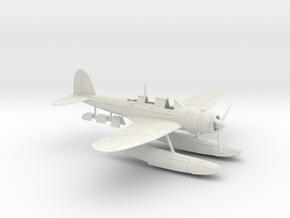1/96 IJN Aichi E13A1 'Jake' Type 0 Reconnaissance  in White Natural Versatile Plastic