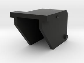 Speedloader cap  in Black Natural Versatile Plastic