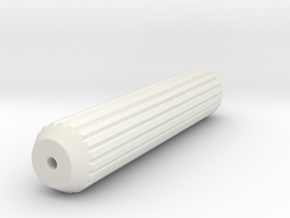 Ikea DOWEL 101345 in White Natural Versatile Plastic