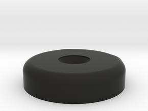 Cotic Rocket - Brake Hose Guide - Outer - 2 of 2  in Black Natural Versatile Plastic