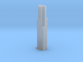 Willis Tower (1:2000) in Smooth Fine Detail Plastic