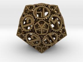 Gears Delirium D20 XL in Natural Bronze