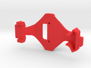 IMPRIMO - Full Version (Printable Canopy Type A) in Red Processed Versatile Plastic