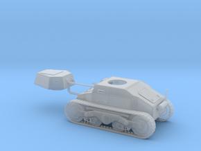 1/72nd (20 mm) Straussler V-3 armed in Smooth Fine Detail Plastic