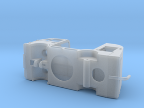 DAF A10 FireTruck in Smooth Fine Detail Plastic