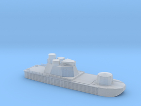 1/285 Vietnam River Boat CCB  in Smooth Fine Detail Plastic