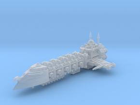 Siluria Light Cruiser in Smooth Fine Detail Plastic
