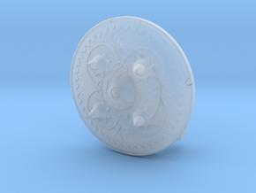 Shield03-Buckler 6-7inch MOTU in Smooth Fine Detail Plastic