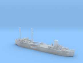 1/1250 APV-1 USS Kitty Hawk in Smooth Fine Detail Plastic