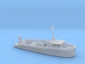 1/285 Scale 57 Foot Minesweeping Boat in Smooth Fine Detail Plastic