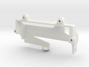 support batterie GLA GL Racing in White Natural Versatile Plastic