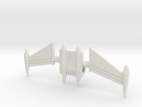 Microman Titan Wing in White Natural Versatile Plastic