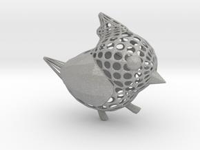 Titmouse BIRD in Aluminum