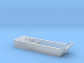 1/285 Scale 35 Foot Work Boat in Smooth Fine Detail Plastic