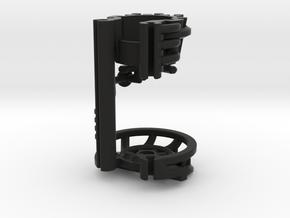 Korbanth / Parks LS6 - Master Var1 Part2 in Black Premium Versatile Plastic