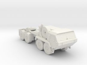 M983 hemtt tractor 1:285 scale in White Strong & Flexible