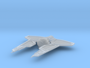 1/270 Protectorate TIE 'Fang' (Magnet-ready) in Smooth Fine Detail Plastic
