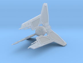1/270 Protectorate TIE 'Tusk' in Smooth Fine Detail Plastic