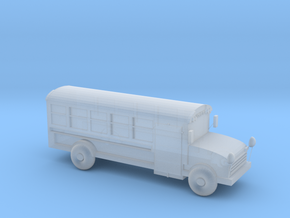 Scoolbus Scale TT in Smooth Fine Detail Plastic