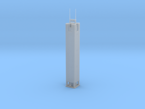 CITIC Plaza (1:2000) in Smooth Fine Detail Plastic
