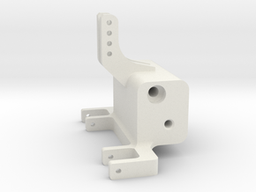 Fendt 3Punkt Adapter Hecklader in White Natural Versatile Plastic
