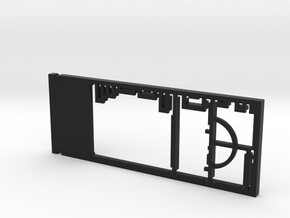 MultiBoards Adaptive Chassis card. in Black Premium Strong & Flexible