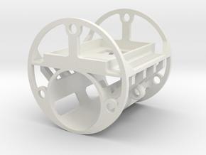OLD - Graflex Padawan Chassis - Optional CEx in White Natural Versatile Plastic
