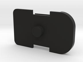 Magazine Spring Plate - Round for SIG P320 in Black Natural Versatile Plastic