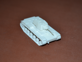 KV-1 in White Natural Versatile Plastic: 1:100