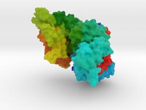 Dipeptidyl-Peptidase III in Full Color Sandstone