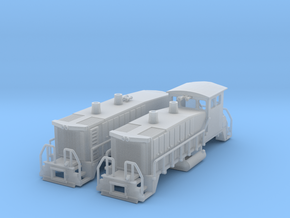 SW 1500 new Z scale in Smooth Fine Detail Plastic