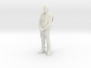 Printle C Homme 366 - 1/30 - wob in White Natural Versatile Plastic