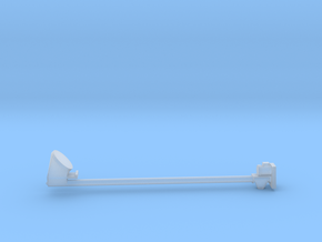 "1/64 4"" Utility Auger in Smooth Fine Detail Plastic"