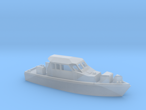 1/285 Scale 65 Foot Pilot Boat in Smooth Fine Detail Plastic