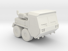 MK48 tractor 1:160 scale in White Natural Versatile Plastic