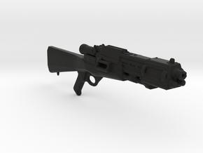 TL-50 Heavy Repeater in Black Premium Versatile Plastic