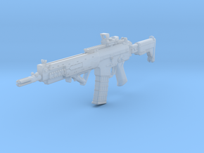 1/12th K5C with sight and angled grip in Smooth Fine Detail Plastic