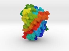 Green Fluorescent Protein (GFP) in Full Color Sandstone