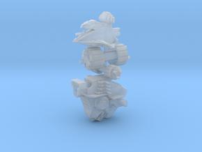 MOTU Machines Series - Battle Ram in Smooth Fine Detail Plastic