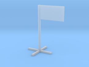 Axis and Allies Flag.dae in Smooth Fine Detail Plastic