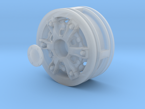 Pegaso-wheel in Smooth Fine Detail Plastic