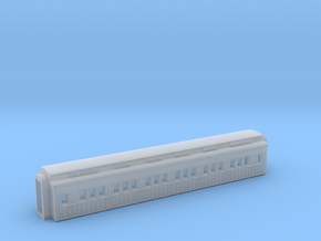 HAVB - Victorian Railways AV First Class Car in Smooth Fine Detail Plastic