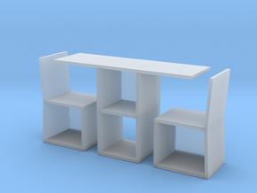 Miniature Trick Bookcase - Sakura Adachi  in Smooth Fine Detail Plastic: 1:12