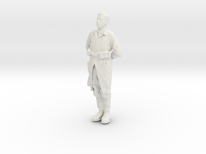 Printle C Homme 686 - 1/28 - wob in White Natural Versatile Plastic