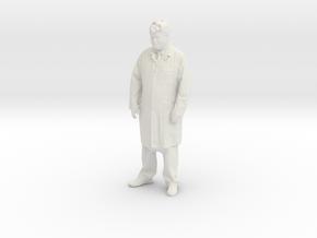 Printle C Homme 1514 - 1/28 - wob in White Natural Versatile Plastic