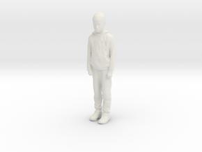 Printle C Kid 250 - 1/24 - wob in White Natural Versatile Plastic